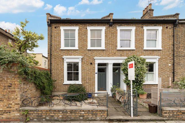 Thumbnail End terrace house for sale in Choumert Grove, Peckham Rye