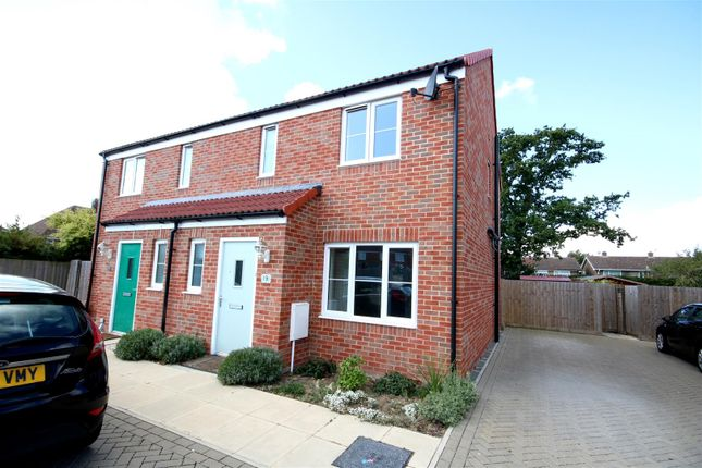 Thumbnail Semi-detached house to rent in Ken Gatward Close, Frinton-On-Sea
