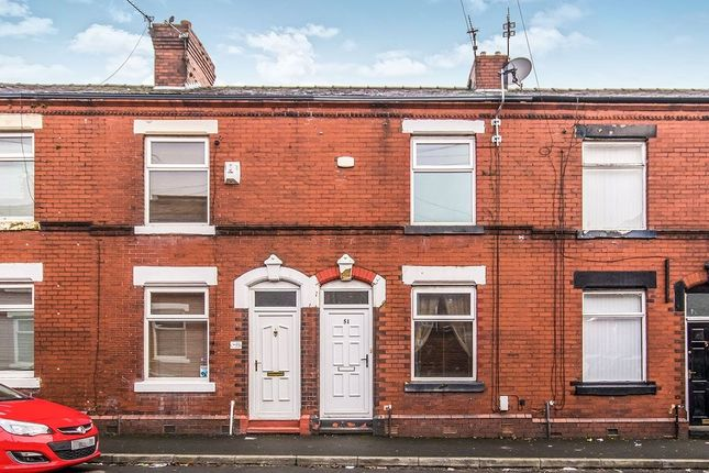 Thumbnail Terraced house to rent in Hawthorn Street, Audenshaw, Manchester