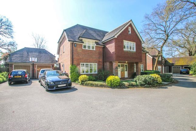 Thumbnail Detached house to rent in Englemere Park, Oxshott, Leatherhead