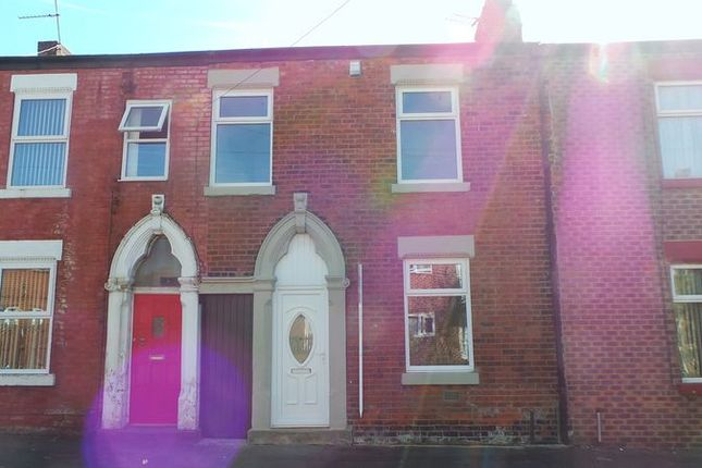 Thumbnail 3 bed terraced house for sale in Curwen Street, Preston