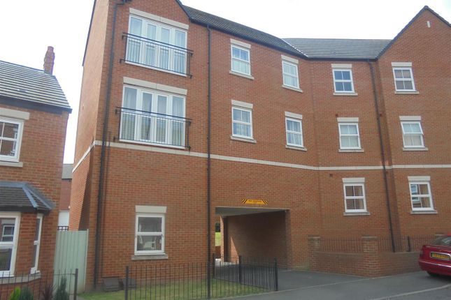 Thumbnail Flat to rent in The Nettlefolds, Hadley, Telford