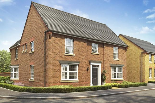 """Thumbnail Detached house for sale in """"Henley"""" at Vickers Way, Warwick"""