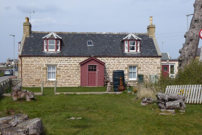 Thumbnail Cottage for sale in 195 Findhorn, By Forres