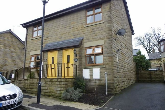 Thumbnail Flat to rent in Church Gardens, Longridge, Preston