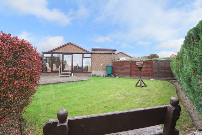 Rear Garden of Horseshoe Close, Wales, Sheffield S26