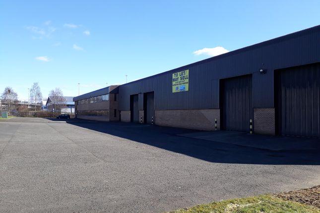 Thumbnail Warehouse to let in 47 Houston Street, Kingston Bridge Trading Estate, Glasgow