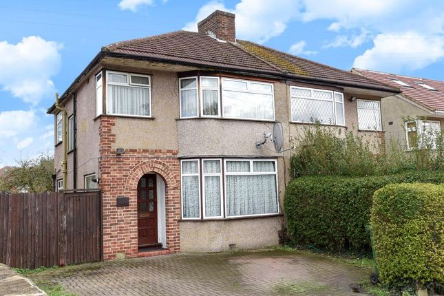Thumbnail Semi-detached house for sale in Stanmore, Middlesex