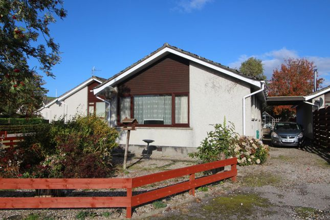Thumbnail Detached bungalow for sale in Mackenzie Place, Maryburgh