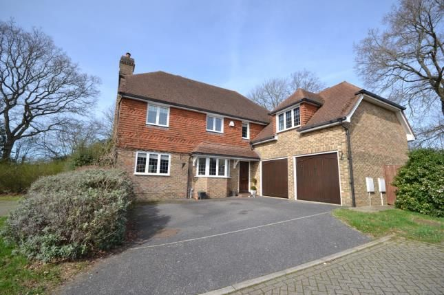 Thumbnail Detached house for sale in Steellands Rise, Ticehurst, Wadhurst, East Sussex