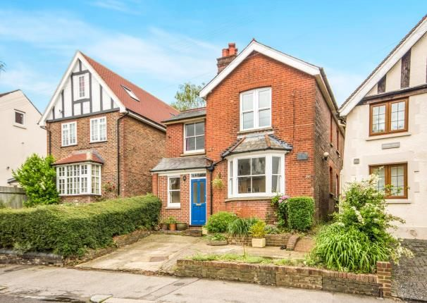 Thumbnail Detached house for sale in Meadvale, Redhill, Surrey