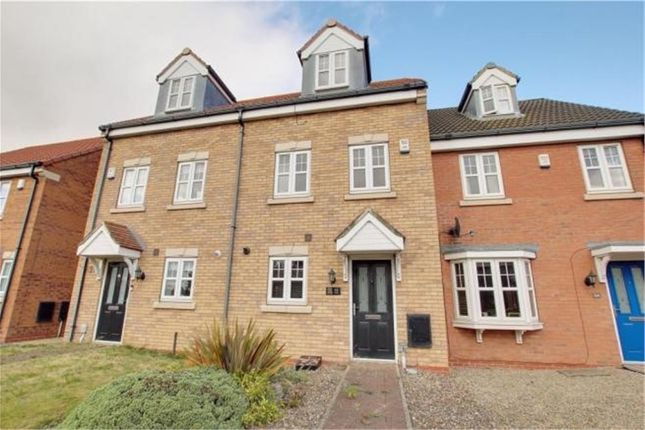 Thumbnail Terraced house to rent in 35 Poolsbrook Park, Kingswood, Hull