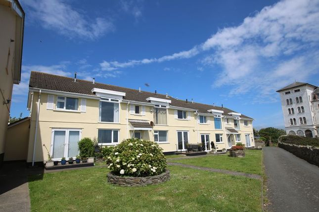 Thumbnail 2 bedroom flat for sale in 11 Dolphin Apartments, The Promenade, Port St Mary