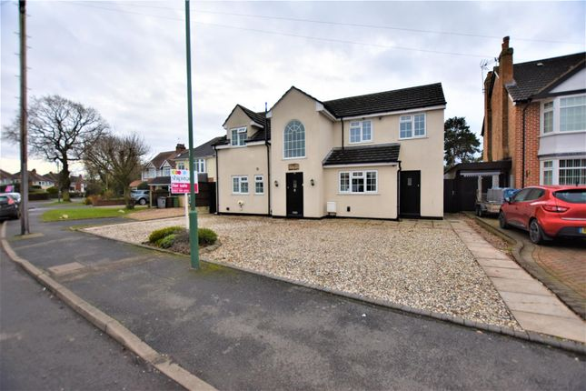 4 bed detached house for sale in Elmdon Lane, Marston Green, Birmingham B37