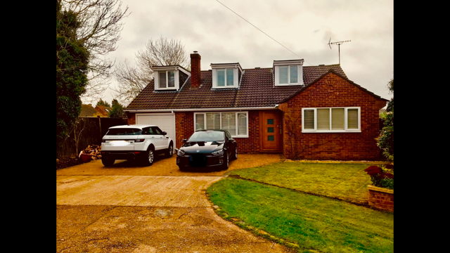 Thumbnail Detached bungalow to rent in Horseshoe Close, Cheddington, Leighton Buzzard
