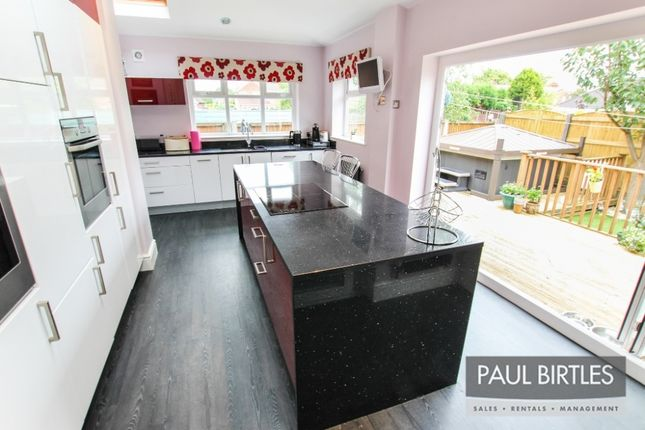 Thumbnail Detached house for sale in Cornhill Road, Urmston