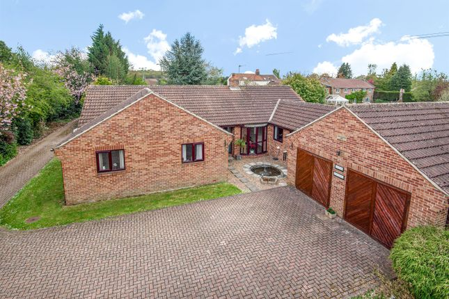 Thumbnail Detached bungalow for sale in Garth Cottage, Leeds Road, Thorpe Willoughby, Selby