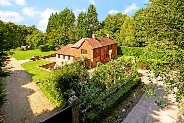 5 bed detached house for sale in Withyham, Hartfield, East Sussex