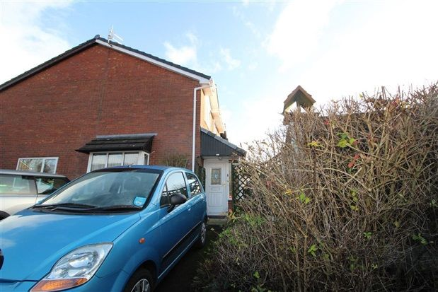 Thumbnail Property to rent in Black Croft, Clayton Le Woods, Chorley