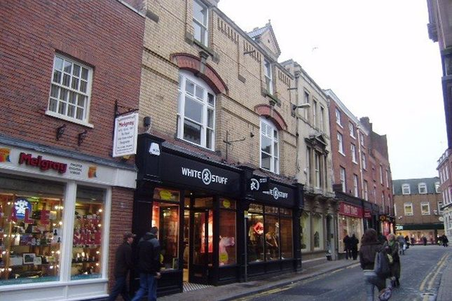 2 bed flat to rent in Widemarsh St, Hereford HR4