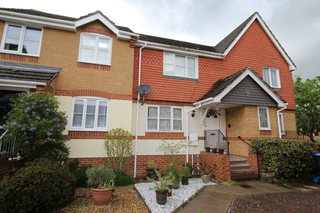 Thumbnail Terraced house for sale in Charta Road, Egham, Surrey
