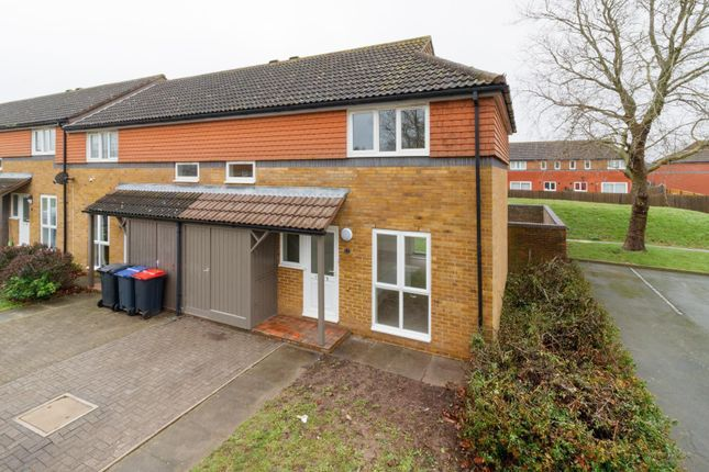 Thumbnail End terrace house to rent in Blenheim Avenue, Canterbury