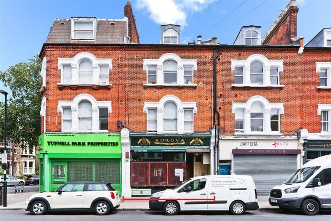 Thumbnail Restaurant/cafe for sale in Campdale Road, London