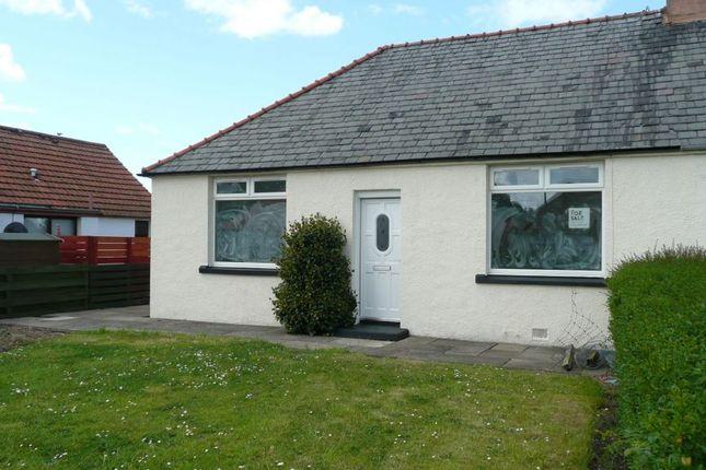 Thumbnail Semi-detached bungalow to rent in Polwarth Terrace, Prestonpans