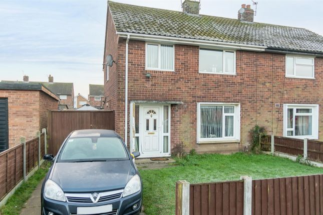 3 bed semi-detached house for sale in Peveril Crescent, Long Eaton, Nottingham NG10