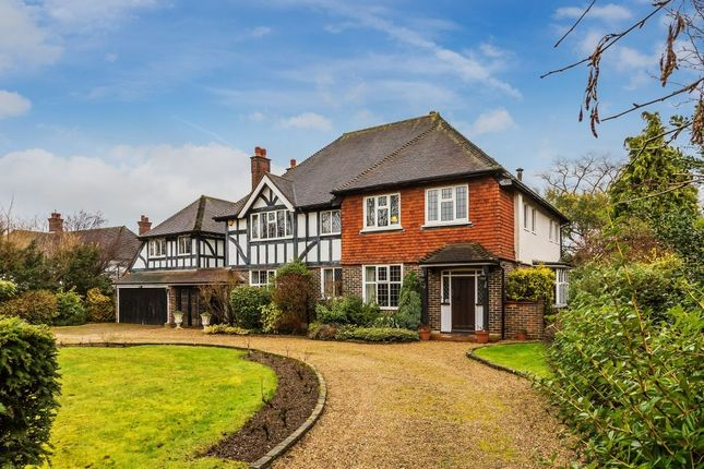 Thumbnail Detached house for sale in The Causeway, Sutton
