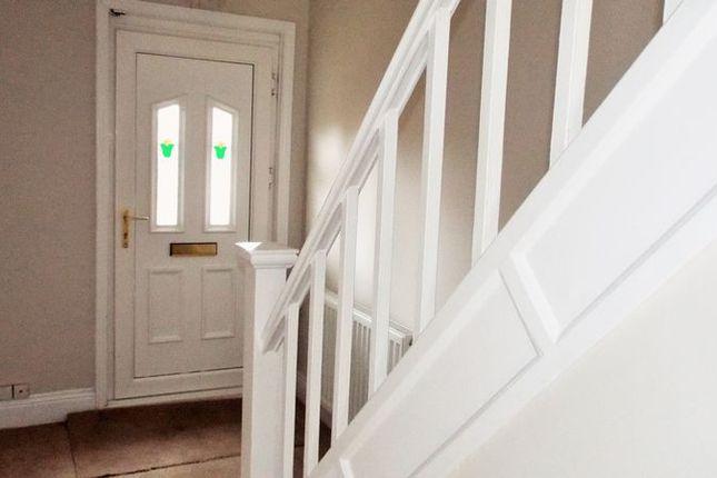 Hallway of Thorneyburn Avenue, South Wellfield, Whitley Bay NE25