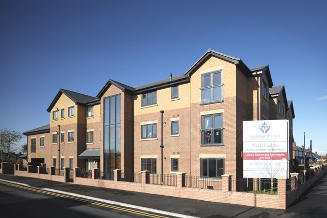 Thumbnail Flat for sale in Manchester Road, Over Hulton