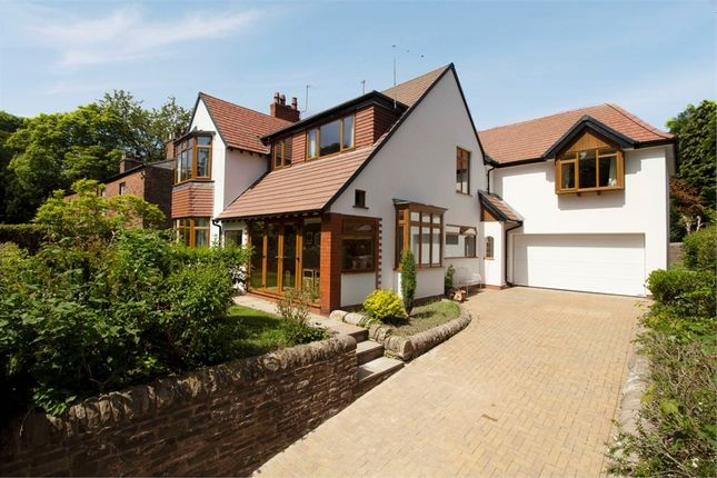Thumbnail Detached house for sale in West Bank Road, Macclesfield, Cheshire