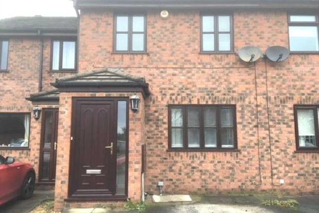 2 bed town house for sale in 12 Hilltop Close, Ewloe, Deeside, Flintshire. CH5