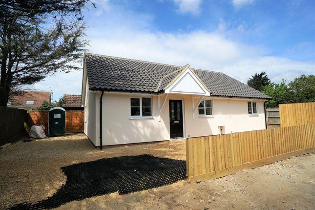 Thumbnail Bungalow for sale in Felixstowe, Suffolk