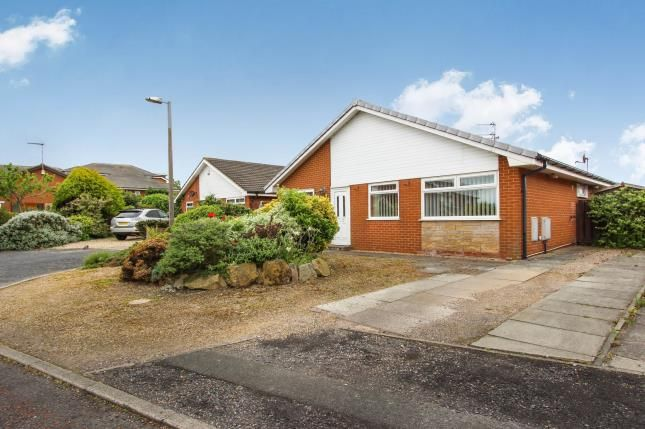 Thumbnail Bungalow for sale in Ramsey Close, Lytham St Annes, Lancashire, England
