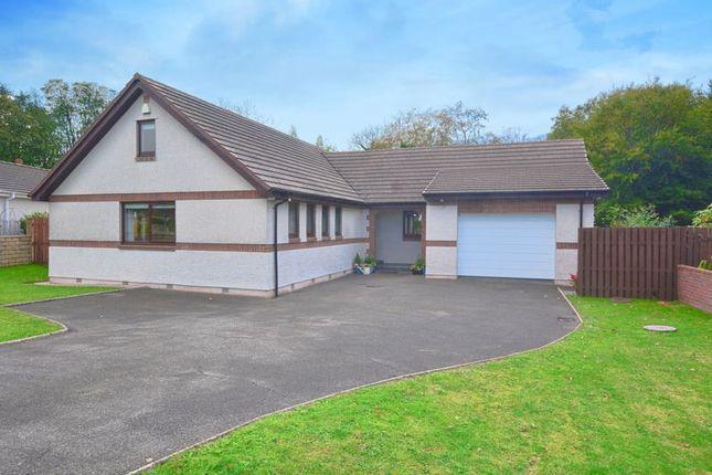 Thumbnail Detached bungalow for sale in Summergrove Park, Hensingham, Whitehaven