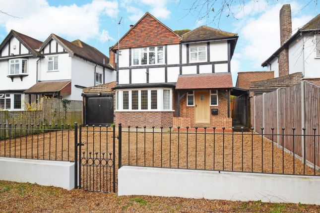 Thumbnail Detached house to rent in Midway, Walton On Thames