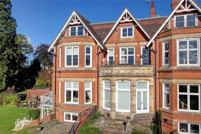 Thumbnail Flat for sale in The Malvern Suite, The Grange, Lord Austin Drive, Marlbrook, Bromsgrove