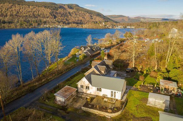 Thumbnail Detached house for sale in Kenmore, Aberfeldy
