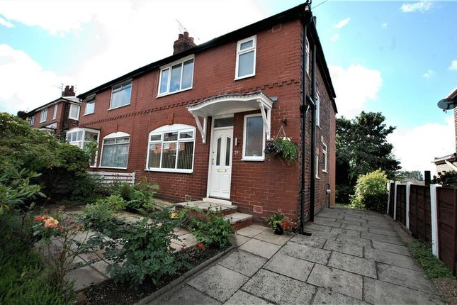 Thumbnail Semi-detached house for sale in Fairway, Pendlebury, Swinton, Manchester
