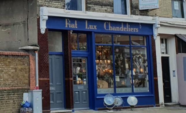 Thumbnail Retail premises for sale in Lillie Road, Fulham, London