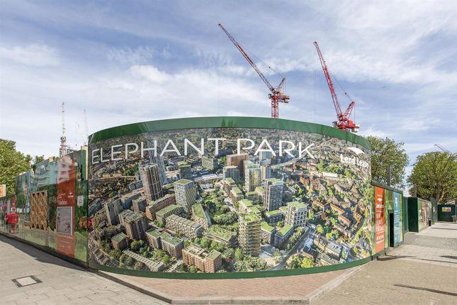 Thumbnail Flat for sale in The Highwood, Elephant Park, Elephant & Castle, London