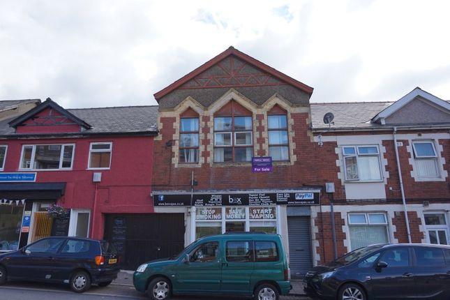 Thumbnail Maisonette for sale in 5A Richmond Road, Pontnewydd, Cwmbran, Torfaen