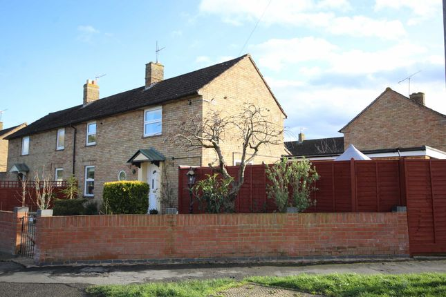 Thumbnail Semi-detached house for sale in Barton Road, Tewkesbury, Gloucestershire