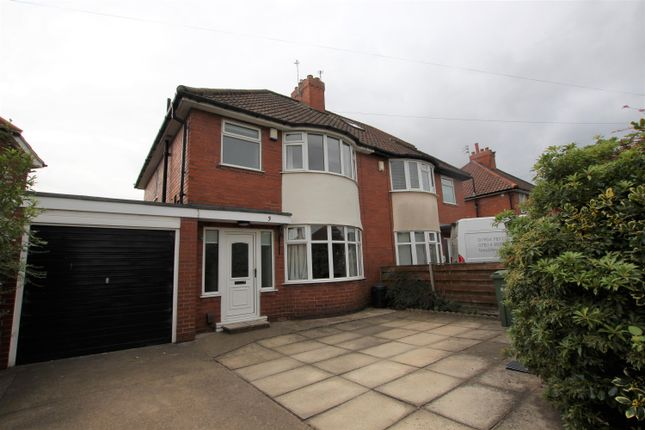 Semi-detached house to rent in Lidgett Grove, York