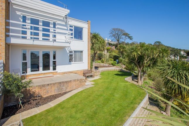 Thumbnail End terrace house for sale in Ashleigh Court Lincombe Drive, Torquay