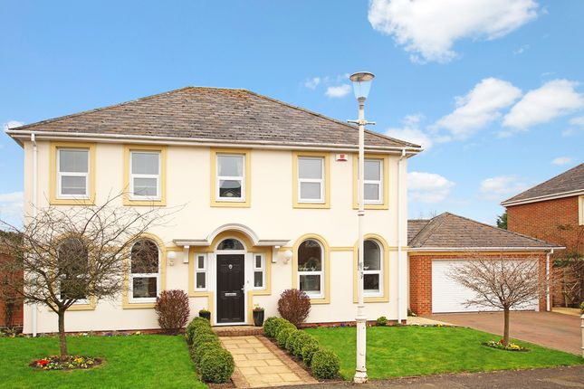 Thumbnail Detached house for sale in Ayleswater, Aylesbury