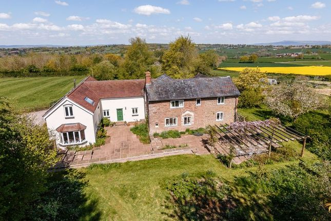 Thumbnail Detached house for sale in Pudleston, Leominster