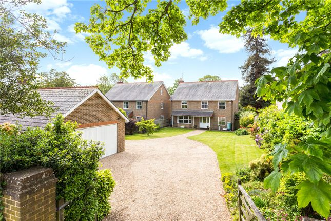Thumbnail Detached house for sale in Oakwood Road, Burgess Hill, West Sussex
